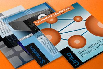 Computer Product Brochures