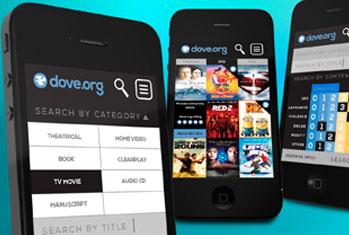 Movie Ratings App UI