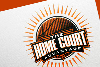 Home Court Advantage Logo